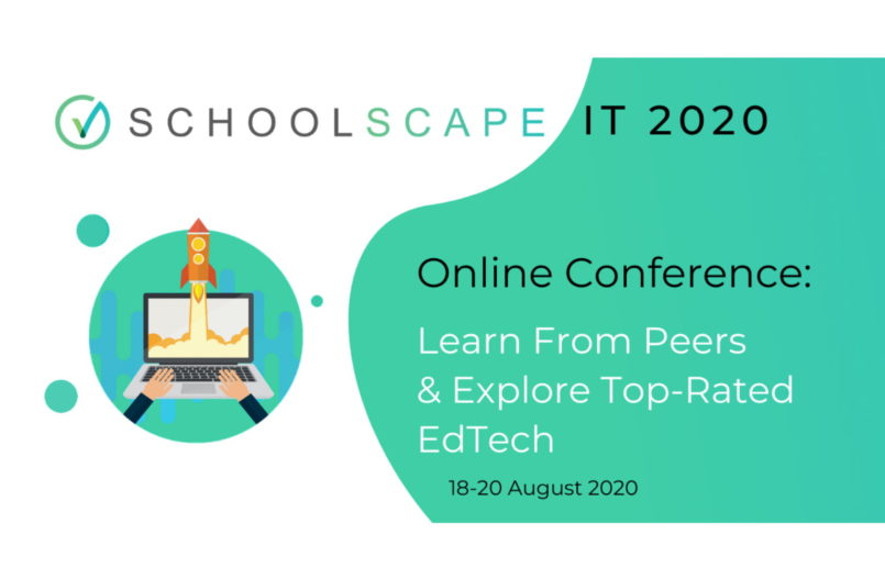 Schoolscape IT 2020 Online Brings You Top Edtech Solutions From Peers & Suppliers