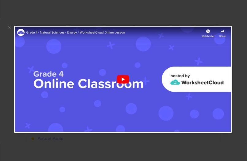 WorksheetCloud Provides 1000+ FREE Video Lessons to Teachers in SA
